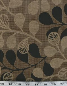 Papyrus Chocolate | Online Discount Drapery Fabrics and Upholstery Fabric Superstore!