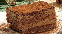 Tiramisu po česky | Recepty.sk Sweet Bakery, Tiramisu, Raw Vegan, Sweets, Bread, Chocolate, Cake, Ethnic Recipes, Food