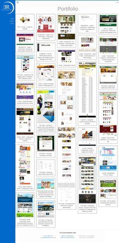 HTML - CSS - Javascript - Middleman - Ruby - Criação do meu site pessoal usando ferramentas de geração de conteúdo estático