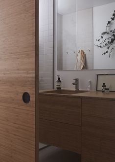 Ask og Eng designs and produces handmade kitchens and furniture in the sustainable material bamboo. Canadian Woodworking, Wood Wax, Bamboo Bathroom, Scandinavian Bathroom, Ikea Cabinets, Handmade Kitchens, Live Edge Table, Bathroom Furniture, Wood Turning