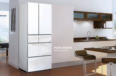 ミニマルデザインの冷蔵庫を探した話 - glasstruct log