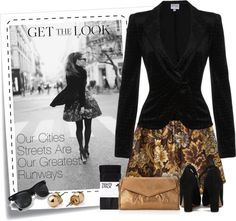 """Our Cities Streets are Our Greatest Runways."" by irishrose1 on Polyvore"
