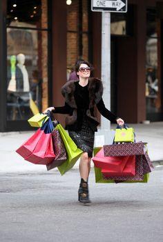 ♫♫Just keep shopping......just keep shopping....♫♫