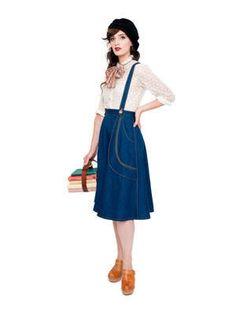 Victory Patterns Madeleine Skirt (Beginner) sewing pattern £15.00