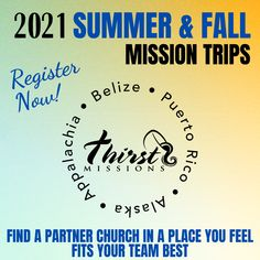 Now is the time to serve! Join us in our locations for an amazing Summer or Fall of ministry! You choose your dates, minimum of 4 people to make a private team. Customized itinerary, partnering your team with a local pastor/ministry! #JoinUs #ThirstMissions #Serve #missions Autumn Summer, Fall, Ministry, Dates, How Are You Feeling, Join, Feelings, Amazing, People