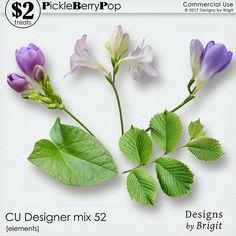 CU Designer mix 52
