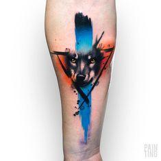 Tattoo art by Szymon Gdowicz