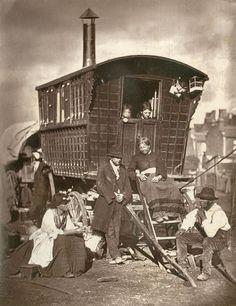 Victorian Romany's 1880 London