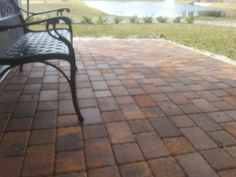Paver Patio by Niemann Lawn and Landscaping