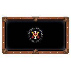 VMI Keydets Pool Table Cloth