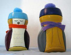 nescafe jars repurpose