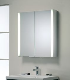Mirrored Bathroom Cabinet With Lights - Inspirational Mirrored Bathroom Cabinet with Lights, bathroom mirror cabinets bathroom cabinets Black Bathroom Furniture, Mirror Cabinets, Modern Bathroom Design, Bathroom Mirror, Led Mirror Bathroom, Ikea Bathroom Mirror, Mirror Wall Bathroom, Bathroom Mirror Cabinet, Bathroom Design