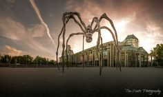 """It's ALIVE ... """"Maman"""" The National Gallery by Tim Watts on 500px"""