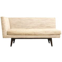 Dunbar Chaise Lounge by Edward Wormley ca1950's