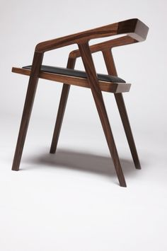 Katakana Occasional Chair by Dare Studio