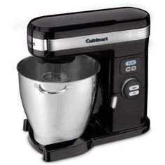 Cuisinart 7 Qt. Stand Mixer, Black Learn how you can easily obtain the best kitchen stand mixer for your kitchen at www.smallappliancesforkitchen.net