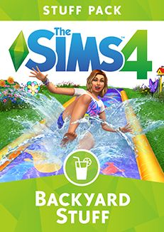 The Sims™ 4 Backyard Stuff - Official Site