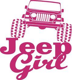 Funny 4 x 4 Jeep Girl Rock Crawling Car Truck Window Laptop Vinyl Decal Sticker   eBay
