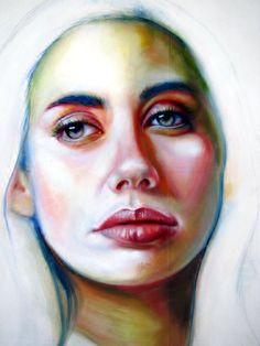 Custom Portrait in Oil (of your image). $425.00, via Etsy.