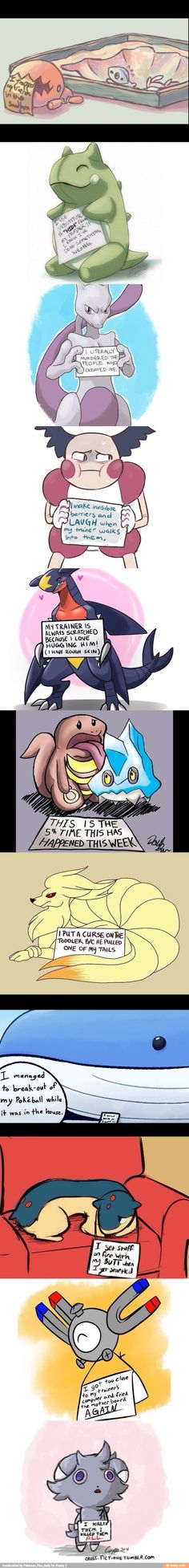 Pokemon shaming: