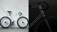Transparent bike