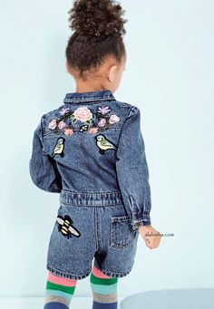 Catch embroidery ideas from the NEXT SS'17 collection