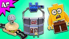Lego SpongeBob CHUM BUCKET 4981 Speed Build