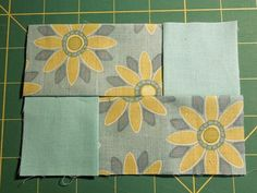 Quilt and Sew Forever: Braided Patches Tissue Holder Tutorial