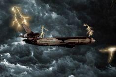 """O Fantasma do Vôo 401! """"Seria possível um dedicado Comandante de uma aeronave, mesmo após partir deste mundo em um acidente, voltar a bordo de outras aeronaves em perigo para alertar seus tripulantes sobre uma possível tragédia?"""""""
