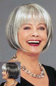 Peace - Synthetic Hair Wig  Monofilament Part - Platinum Chic Circulite Designer Collection - Revlon