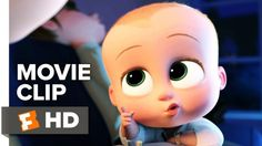 The Boss Baby Movie CLIP – How to Say I Love You (2017) – Alec Baldwin Movie