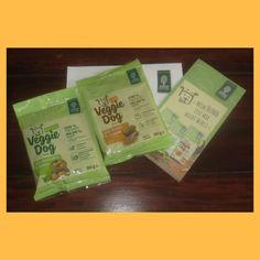 Green Petfood Futterproben VeggieDog grainfree und light Adult