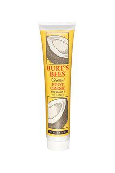 Burt's Bees Coconut Foot Cream  - HarpersBAZAAR.com