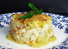 I louve it. Cod Fish Recipes, Seafood Recipes, Cooking Recipes, Chefs, Tapas, Portugal, Good Food, Yummy Food, Portuguese Recipes