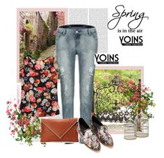 """YOINS/52"" by melisa-mulahusic ❤ liked on Polyvore featuring Oris, MacKenzie-Childs and yoinscollection"