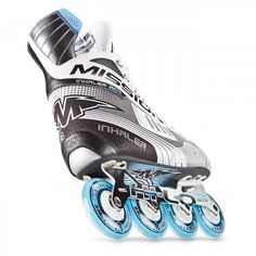 Mission Inhaler AC4 Roller Hockey Skate Roller Hockey Skates, Cleats, Sports, Image, Event Posters, Football Boots, Hs Sports, Cleats Shoes, Soccer Shoes