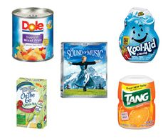 New Coupons: Dole, Crystal Light, Kool-Aid, Tons of Blu-ray Discs