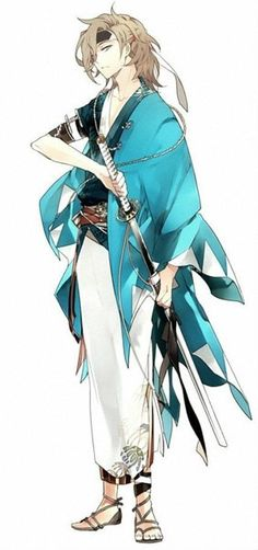 Akihiro: This is my kimono for the festival! well, gotta go check if Aika's going to the festival or not.. *sighs and looks for aika*