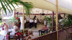 Karen Blixen Restaurant.