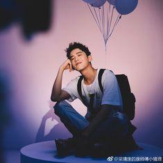 #ConnorLeong #LiangJingKang #MeteorGarden2018   Cr. Weibo:梁靖康的康师博小猪理