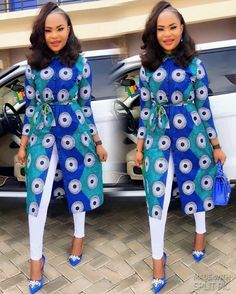 is an African fashion and lifestyle website that showcase trendy styles and designs, beauty, health, hairstyles, asoebi and latest ankara styles. African Print Dresses, African Fashion Dresses, African Attire, African Wear, African Women, African Dress, African Style, Ankara Fashion, African Prints
