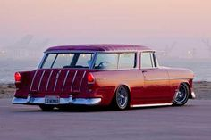 55 nomad, one of my all time dream cars