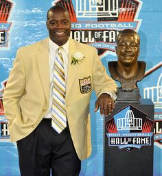Darrell Green... Hall of Fame!!
