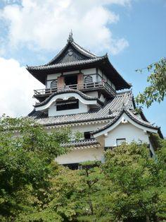 Inuyama Castle in Aichi Pref.