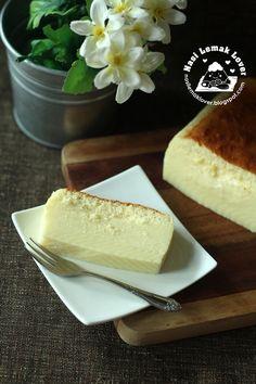 Nasi Lemak Lover: Durian Magic Cake 榴莲魔法蛋糕