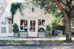 Sugar Bakeshop Charleston