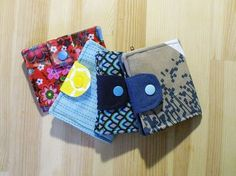 kostenlose Nähanleitung für ein kleines Portemonnaie/Geldbeutel