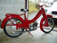 1959 Norman Nippy Moped (fun name)