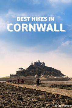 Hiking Routes, Hiking Trails, Day Walker, Cornwall Coast, South West Coast Path, Best Hikes, Fishing Villages, Beach Walk, Sandy Beaches