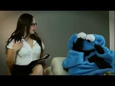 The Psychologist: Counseling Cookie Monster